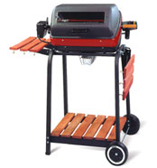 Meco Deluxe Electric Cart Grill
